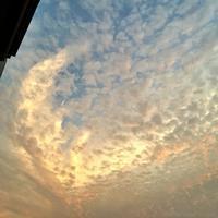 夕焼けがキレイ。 - Scenario ed il cielo