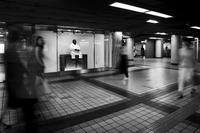 under ground - jinsnap (weblog on a snap shot)