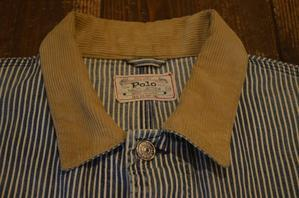 """""""Polo"""" RALPH LAUREN hickory coverall♪ - Clothing&Antiques NoT"""