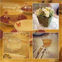 紅茶教室ベーシッククラスII Lesson 2 - Cucina ACCA