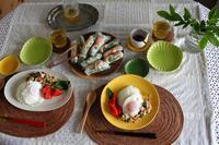 エスニック料理 - 暮らしを紡ぐ