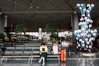 5度目の台湾。日常的時間からの成田空港。 - 台湾に行かなければ。