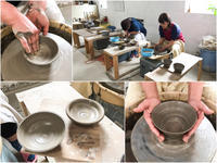 本日の陶芸教室 Vol.702 - 陶工房スタジオ ル・ポット