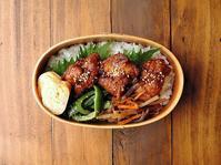 6/29(木)鶏から甘酢和え弁当 - おひとりさまの食卓plus