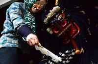 曲り家のチャグチャグ馬コ祭り 篠木神楽 岩手県滝沢市 - あちゃこちゃばやばや 2