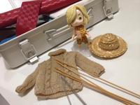 サマーセーターでも編もうかと - 人形の家 casa de muneca