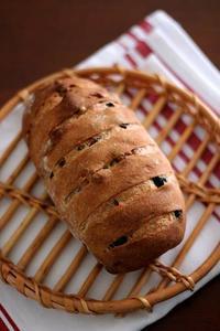 ドライフルーツカンパーニュと、とびばこパン - Takacoco Kitchen