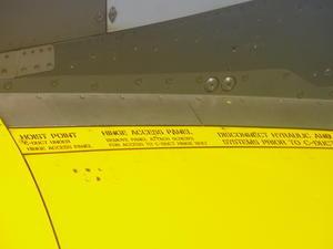 ブエリング航空のエンジン周り。 - こつこつ旅客機。