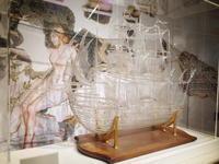 ヴェネツィアン・グラスの帆船。 - ゴローザ通信