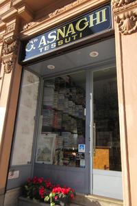 ミラノの素敵な手芸店~その8 ASNAGHI GIACINTO~ - ビーズ・フェルト刺繍作家PieniSieniのブログ