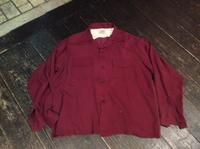 "50's ""Personality"" open-collered shirt - BUTTON UP clothing"