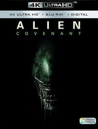 北米盤「エイリアン:コヴェナント」4K UHD/BDは8/15発売 - Suzuki-Riの道楽