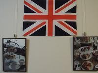 エリザベス女王のお誕生日をテーマに - BEETON's Teapotのお茶会