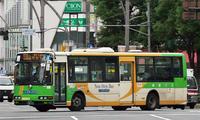 東京都交通局 Z-K597 - FB=Favorite Bus