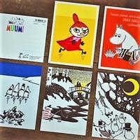 POST CARD~Moomin - 雑貨店PiPPi