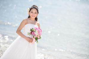 6月の花嫁 - ハワイのフォトツアー、フォトウェディング