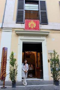 今年もイタリアへ「バラと庭園・芸術の旅」へ行って参りました。 - 元木はるみのバラとハーブのある暮らし・Salon de Roses