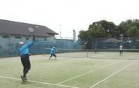 2週間ぶりのテニス - テニスのおじさま日記