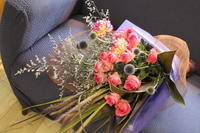 銀河鉄道の夜コンサート ピアノの先生へ - 北赤羽花屋ソレイユの日々の花