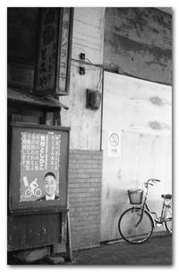 #2224 自転車 - at the port