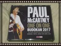 PAUL McCARTNEY / BUDOKAN 2017 IN EAR MONITOR RECORDING - 無駄遣いな日々