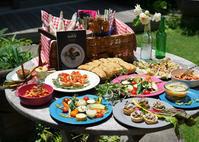 ガデナハウス鎌倉でのイベント katie先生の自然栽培お野菜を使ったピクニックテーブル♪ - きれいの瞬間~写真で伝えるstory~