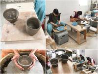 本日の陶芸教室 Vol.703 - 陶工房スタジオ ル・ポット