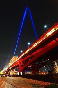 神戸大橋 - 彩