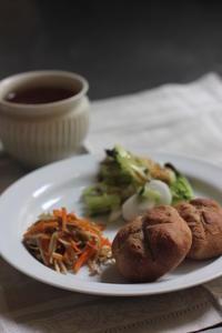 Breakfast w/Apple cinnamon buns - Life w/ Pure & Style