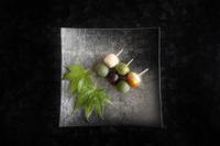 お団子 レシピ - のんびりのびのび