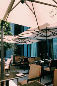 LA Balcony でトルテーヤのサンドイッチ@品川 - Good Morning, Gorgeous.