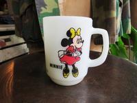 Fire King Disney Mug Minnie   - DELIGHT CLOTHING&SUPPLY