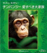 『ディズニーネイチャー/チンパンジー 愛すべき大家族』(2012) - 【徒然なるままに・・・】