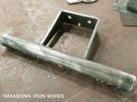 ロフト用ハシゴ 『LL-SUPER』インダストリアルバージョン♪ - スチール空間設計/鉄のクリエーターをめざせ!       螺旋階段・鉄骨階段・ロフト用ハシゴ