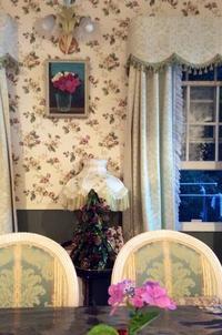 カゴバッグ 出張アレンジレッスン - coco diary 山口県 お花と絵とテーブルコーディネートレッスン