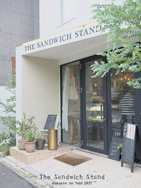 The Sandwich Stand  福岡・薬院 - Favorite place  - cafe hopping -