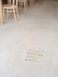WALKER JUICE DAYS.  大名店     福岡・天神 - Favorite place  - cafe hopping -