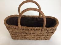 3周年記念セール 山葡萄、くるみ、あけびの手提げバッグ - 秋田 蕗だより
