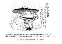 雨蛙     東京カラス - 東京カラスの国会白昼夢