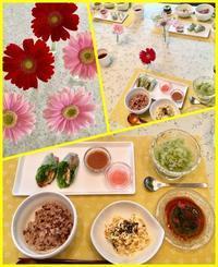 陰陽五行クラス  盛夏にお勧めメニュー - ミトンのマクロビキッチン