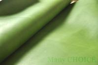 新色イタリアンバケッタレザー・エルバマット・グリーンアップル入荷です。時を刻む革小物Many CHOICE - 時を刻む革小物 Many CHOICE~ 使い手と共に生きるタンニン鞣しの革