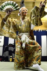神明宮夏越の大祓 笹ノ沢神楽奉納 - あちゃこちゃばやばや 2