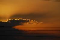朝焼けの空 - 信仙のブログ