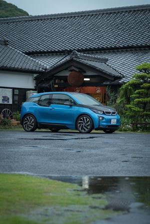 BMW i3最大10日間試乗レポート その7 24日-長崎編 - 意匠職人CraftsmanshipDesigner町谷一成まちたに建築アートデザインiMacスマートsmartムルティプラmultipla