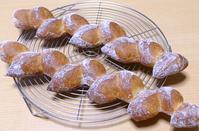 エピ&ホエー仕込みの丸パン - ~あこパン日記~さあパンを焼きましょう