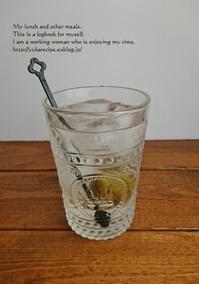イエシゴトVol.220 蒸し暑い夏を乗り切る梅酢ジュースと梅シゴト・その後 - YUKA'sレシピ♪