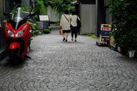 雨上がり*路地 - PhotoWalker*
