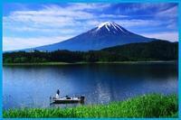 29年6月の富士(28)河口湖の富士 - 富士への散歩道 ~撮影記~