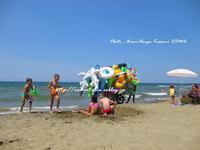 """""""イタリア人たちの夏、避暑とバカンス♪「 ローマのひとたちの夏の過ごしかた」^0^①"""" ~ イタリア国内編 ~ - ROMA  - PhotoBlog"""