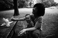 日曜日の笑顔・・・名前も知らない笑顔の君に2017 - Yoshi-A の写真の楽しみ